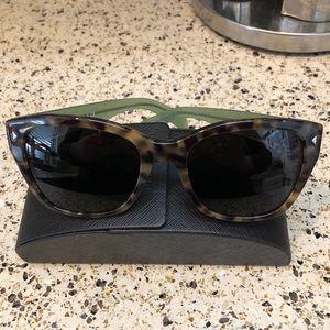 Authentic Prada Prescription Sunglasses with Case